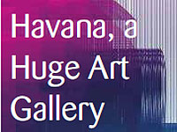 More than one hundred artists from 44 countries have taken on the challenge posed by the 12th Art Biennale of Havana to give free rein to their imagination and transform urban spaces in the capital with their art.