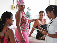 United Nations experts have called for the principles of equity, universality and popular participation that characterize the Cuban public health system to be implemented globally.