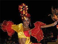 Carnivals Chill the Cuban Summer
