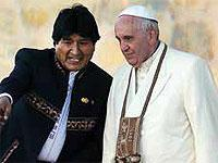 The Popes Message of Love and Peace in South America