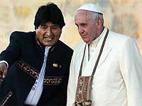 Charismatic, spontaneous and simple: the Pope Francis during his recent visit to Ecuador, Bolivia and Paraguay gave a many messages to the world which were loaded with life and human dignity, aiming to achieve unity of the people in order for peace to reign.