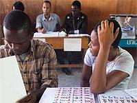 Haitian Elections Marred By Apathy and Violence