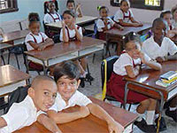 A new school year has begun in Cuba where as its foundations, the education looks to increase its quality and form new generations of allrounded citizens.