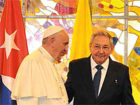 The Pope Francis was warmly and respectfully welcomed to Cuba by both believers and non-believers for a pastoral visit described as transcendental and historic, during which the Holy Pontiff reiterated his opposition to war and his support for peace, dialogue and reconciliation.