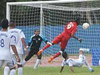 Cuban Footballer's Olympic Dream
