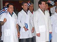 Cuba's Aid in Fighting Ebola Praised