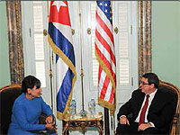 Some North American and other foreign experts and media outlets have incorrectly interpreted the almost constant stream of U.S. business people visiting Cuba as an indication of a supposedly imminent take off in bilateral trade.
