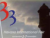 The exporting capacity of the Cuban business sector, and the features that make its goods and services highly competitive on the international market will be the center of attention at the 33rd Havana International Fair, FIHAV 2015, taking place from November 2 to 7.