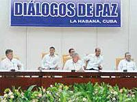 Colombia Peace Talks Continue Despite Disagreements