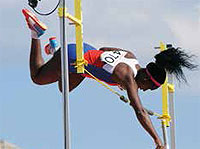 Cuba's world and Pan-American titleholder, the polevaulter Yarisley Silva, said she hopes to jump higher than five meters in the upcoming season.