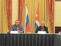 The co-presidents of the Russia-Cuba Intergovernmental Commission and delegations from the two governments have set the course for the agenda that defines the immediate future of bilateral relations.