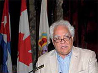 "Cuba and Canada are celebrating 70 years of diplomatic relations, or ""70 years of friendship,"" as the slogan read for the 14th Canadian Studies Seminar recently organized by the University of Havana."