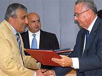 The cooperation project started by Cuba and Kuwait in the hydraulic sector at the beginning of the past decade continues to bear its fruits, as recently demonstrated by the signing of three agreements intended to support repair works of the aqueduct and sewage system in Havana.