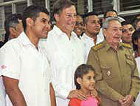 Visits during 2015 of more than a dozen Heads of State, either on official visits or as part of regional tours, reaffirmed Cuba's position in the Latin American economical and political landscape.