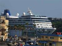 First U.S. Cruise Ship in More Than 50 Years Arrives