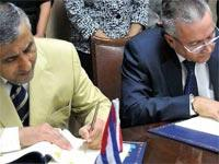 Kuwait Finances Energy Development Work in Cuba