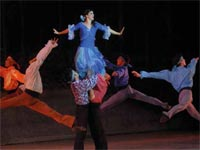 The Irene Rodríguez Dance Company of Cuba returned to the United States with its new show Entre luces y sombras (Between Lights and Shadows), with performances on May 19, 20, 21 and 22 at the Joyce Theater of New York, one of the most prestigious institutions dedicated to the promotion of dance.