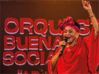 Buena Vista Social Club Diva Steals the Show