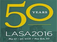 The Association of Latin American States (LASA in Spanish), celebrated almost forty years of forging closer academic ties between Cuba and the U.S. and its fiftieth anniversary at the end of May in New York.
