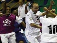Cuba For Indoor Football World Cup Finals