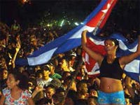 "The coastline of Santa Cruz del Norte, in the Cuban province of Mayabeque, played host to the sixth edition of Cuba's largest electronic music festival, under the tiltle of ""VeranoenJibacoa"" (Summer in Jibacoa)."