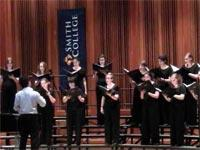 U.S. Ladies Choir Charms Cuban Audiences