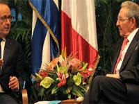 Cuba and France confirm the excellent state of bilateral relations and high-level political dialogue with the visit to France by Cuban President Raúl Castro, invited by his French counterpart, François Hollande.
