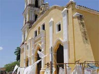 Remedios, a small town in the central Cuban province of Villa Clara, is attracting an increasing number of tourists, drawn by its culture, traditions and colonial charm.