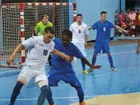 Cuba's victory in the indoor- football (futsal in Spanish) Caribbean Tournament held in Havana, has consolidated its position as a regional force with a real possibility of making a mark at the Pre-World championships in Costa Rica next May.