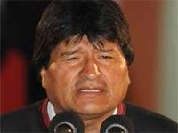 Evo Morales Praises Revolution's Achievements in Ten Years