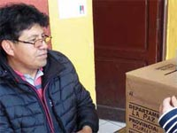 LA PAZ_ The No vote on the constitutional referendum held in Bolivia prevailed with a narrow margin, after a campaign marked by a dirty war intended to damage the image of President Evo Morales.