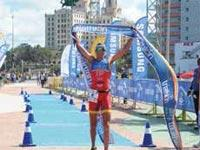 Pan-American Triathlon Event in Havana