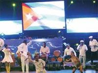 Dancing to the Beat of the Drums in Cuba