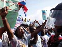 Little Progress in Haiti's Political Crisis