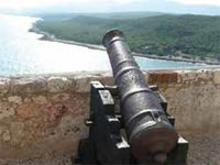 Known as both Saint Peter of the Rock Castle and Morro Castle, this military fortress in Santiago de Cuba was granted World Heritage Site status in 1998.