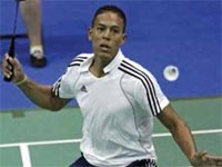 After overcoming some difficulties and early disqualifications in important events, Cuban Osleni Guerrero met expectations and won the title at the Giraldilla International Badminton Tournament held in Havana.
