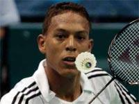 Cuban Wins International Badminton Tournament Again