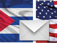 After having been interrupted for 48 years, the reestablishment of the direct postal service between Cuba and the United States on March 16 represents a beneficial measure for the two countries, with a positive impact on the communication and exchange between U.S. and Cuban citizens.