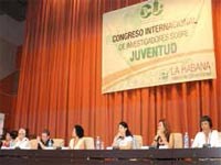 International organizations and experts have recognized Cuba in the area of youth development and the leading role played by this age group in the implementation of public policies intended to respond to their needs.