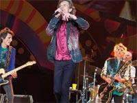 The Rolling Stones Rock 'n' Roll an Unforgettable Havana Night