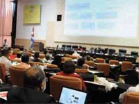 The second International Congress on Health Promotion was held in March in Havana, with debates focused on strategies and projects for preventing diseases like the zika virus and HIV/ AIDS from spreading further in Latin America, as well as debates on food sustainability and nicotine poisoning in the region.